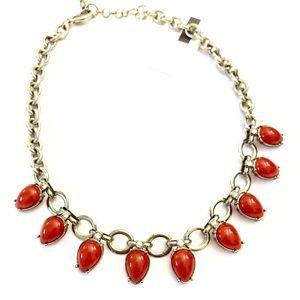 Lee Angel Batik Simple Stone necklace NWT $89